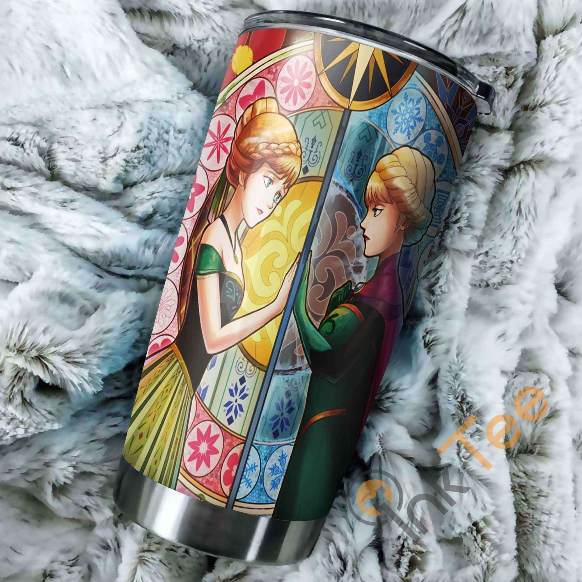 Frozen Tumber - Perfect Gift Stainless Steel Tumbler