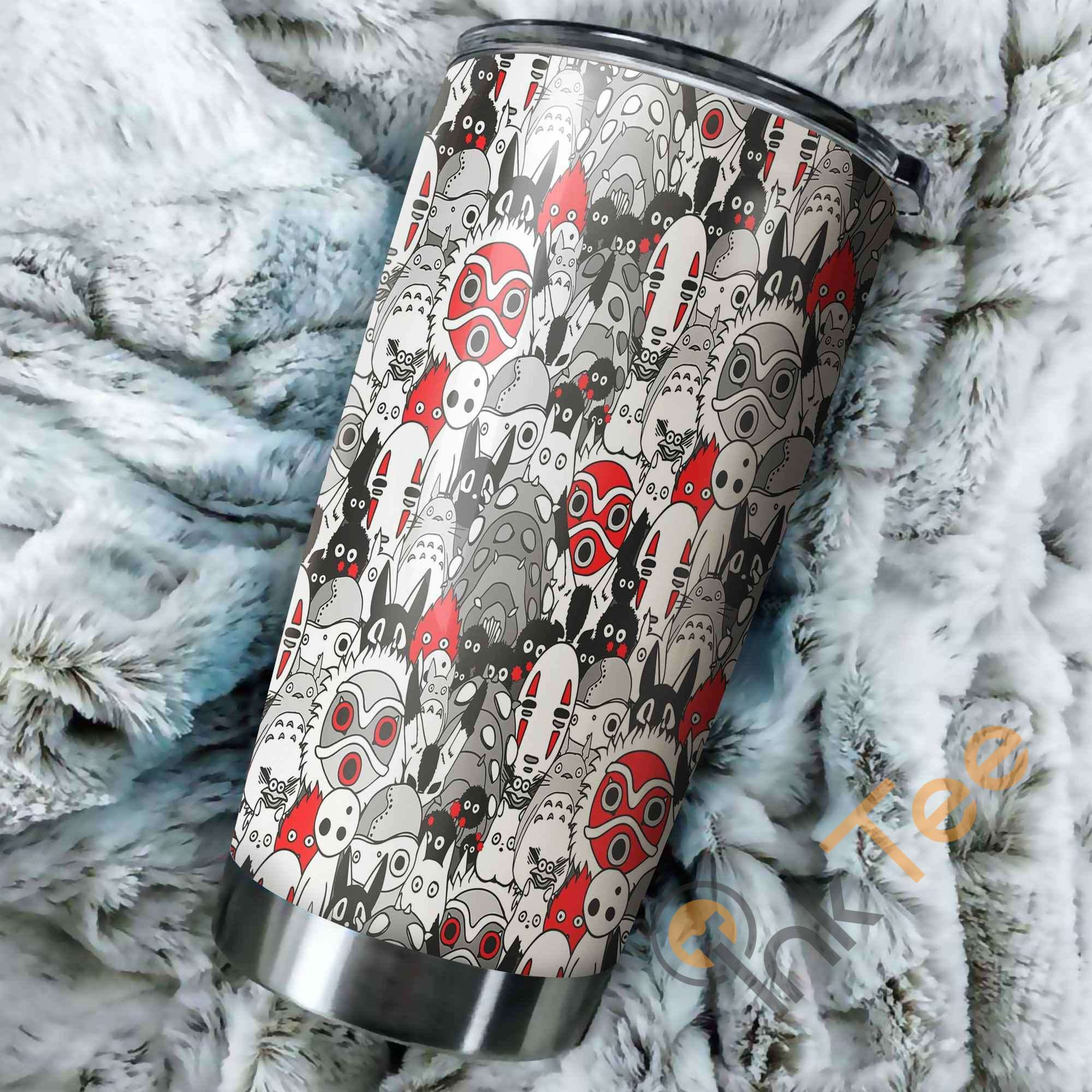 Ghibli Studio Perfect Gift Stainless Steel Tumbler