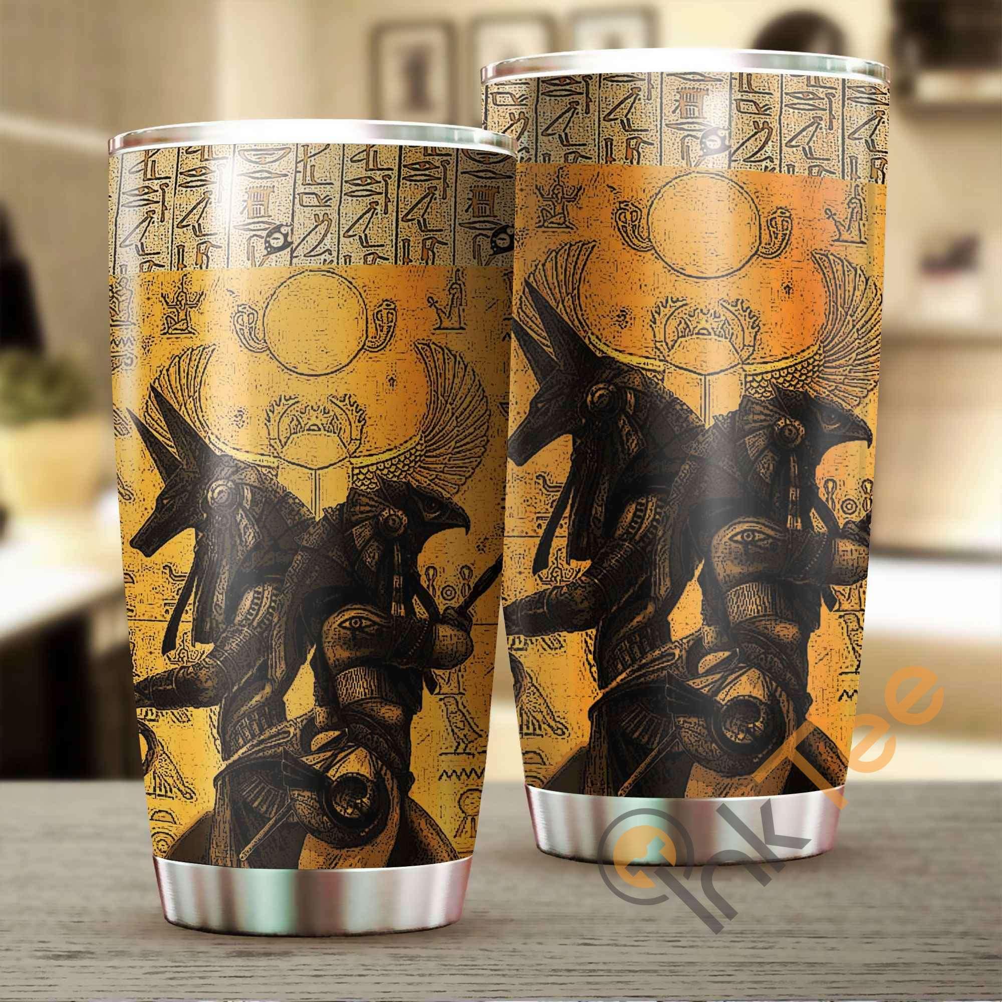 God Of Egypt Amazon Best Seller Sku 3704 Stainless Steel Tumbler