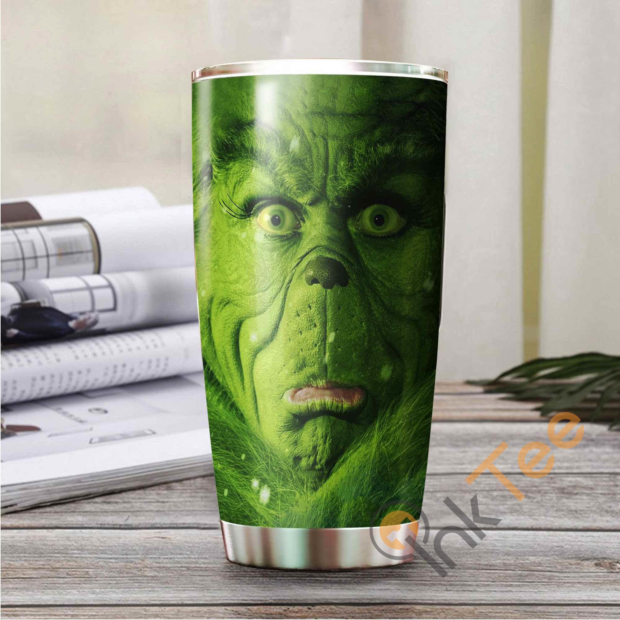 Green Devil Amazon Best Seller Sku 2667 Stainless Steel Tumbler