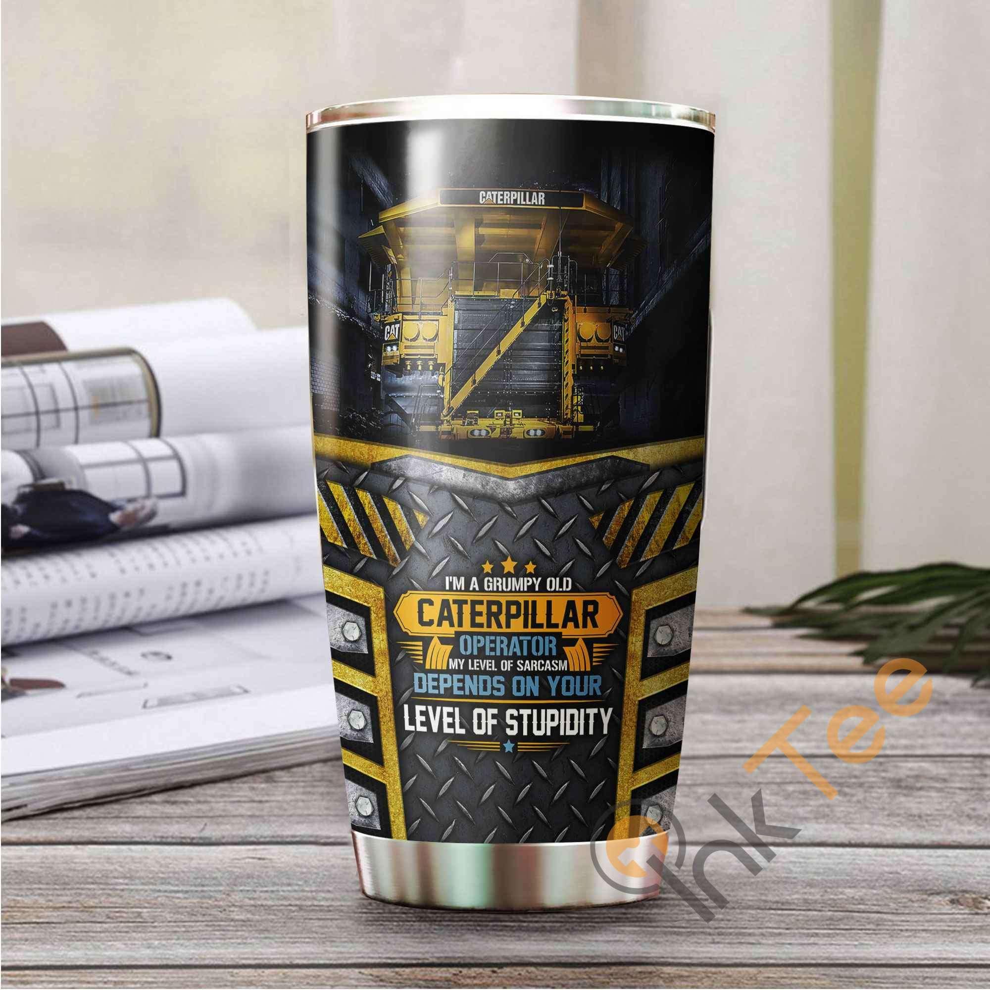 Heavy Equipment Amazon Best Seller Sku 3600 Stainless Steel Tumbler