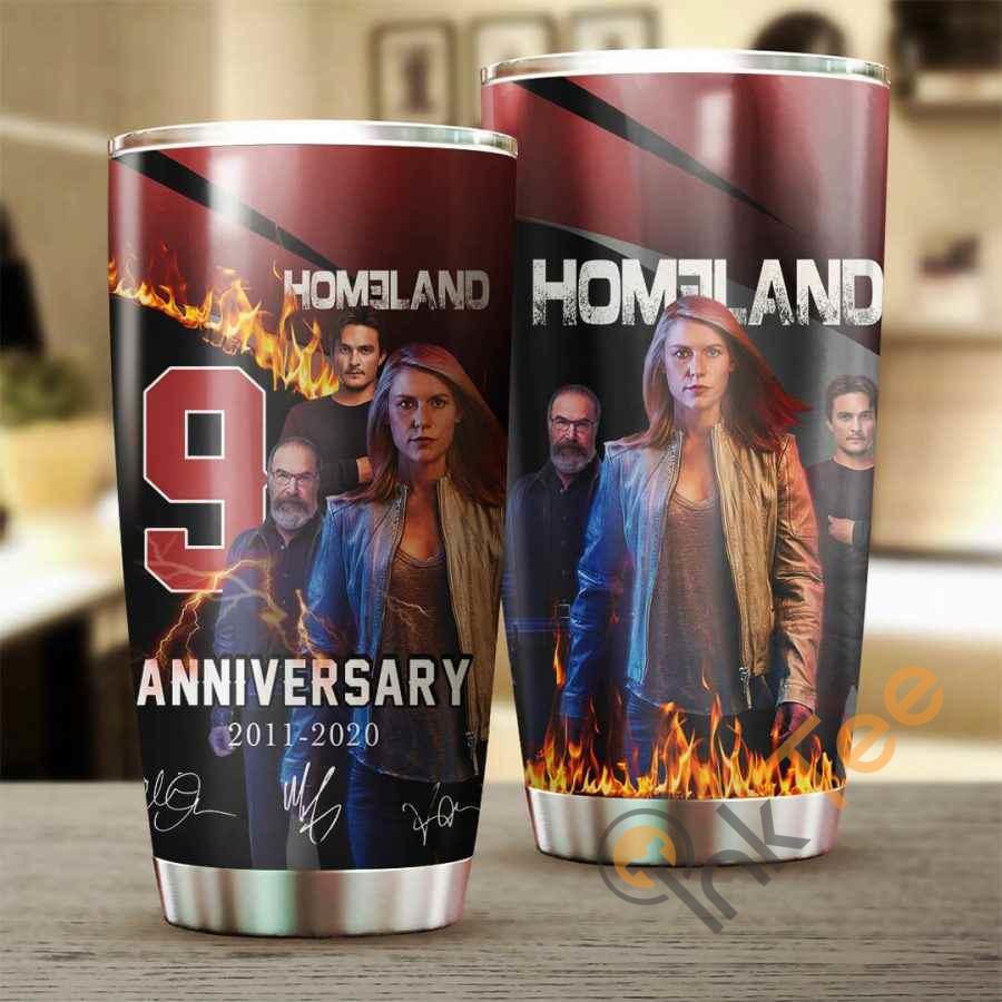 Homeland 9 Years Anniversary Cup Amazon Best Seller Sku 3993 Stainless Steel Tumbler