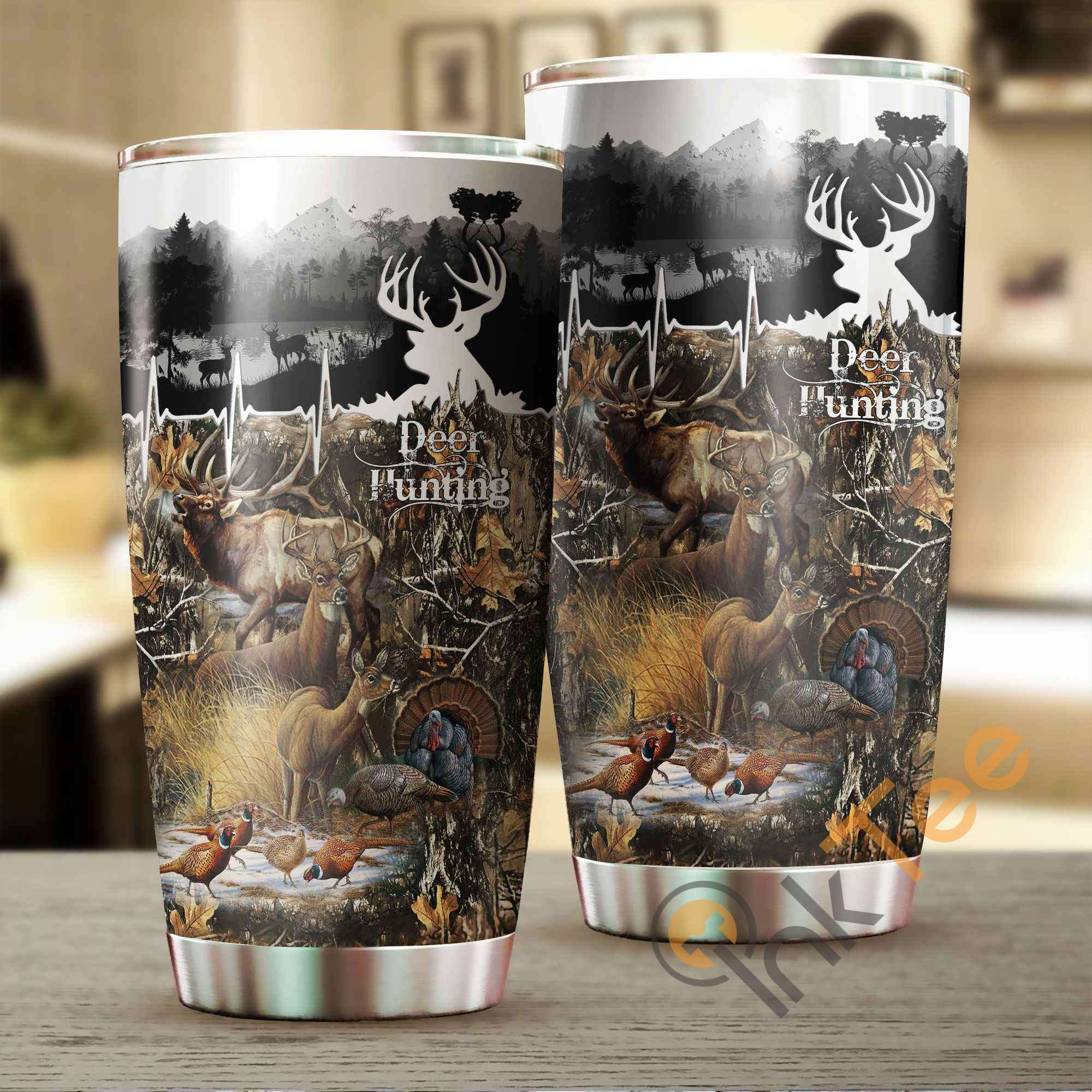 Huntaholic Stainless Steel Tumbler