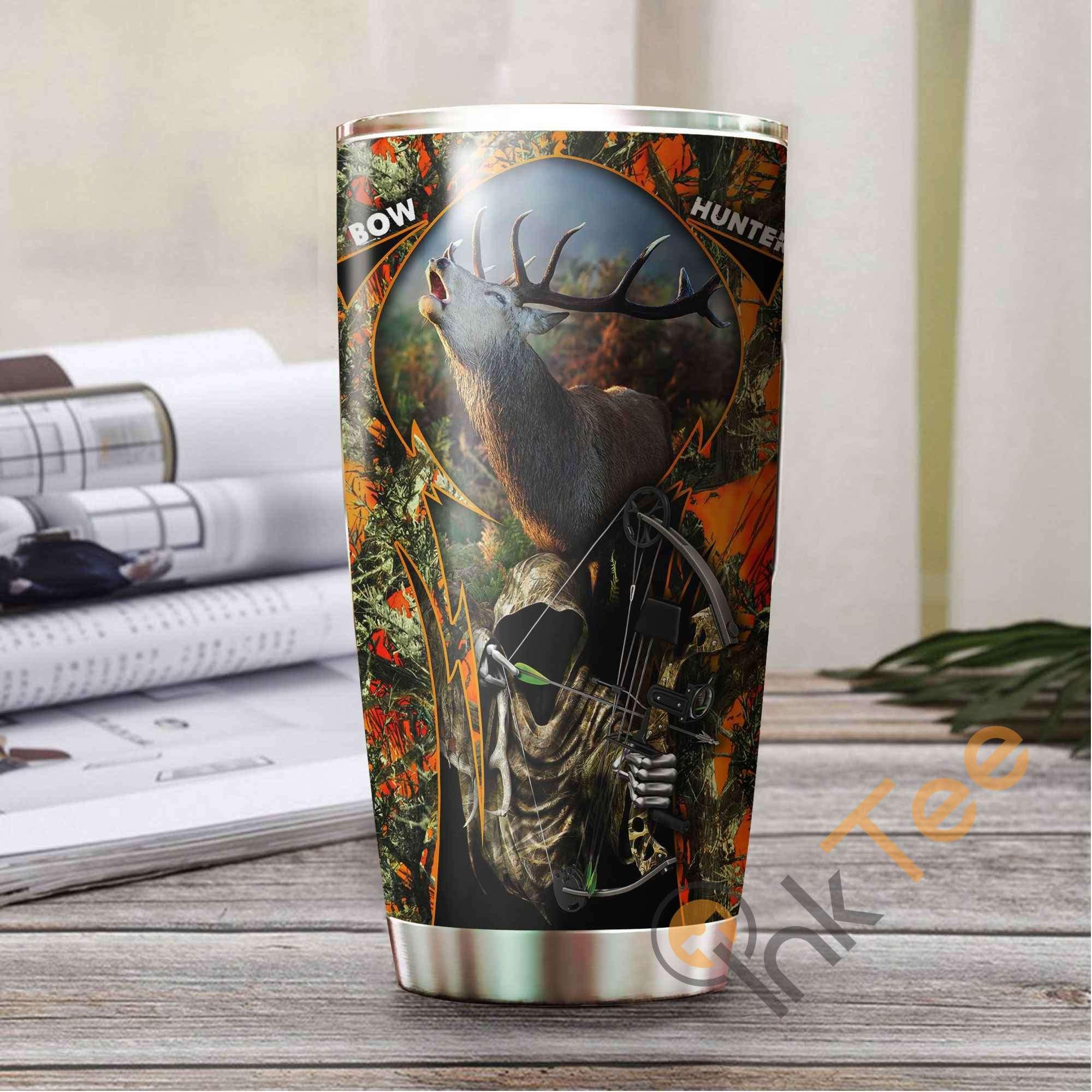 Hunter Camo Amazon Best Seller Sku 2725 Stainless Steel Tumbler