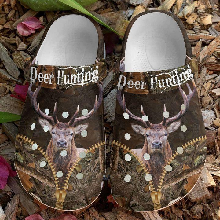 Hunting Deer Best Crocs Clog Shoes