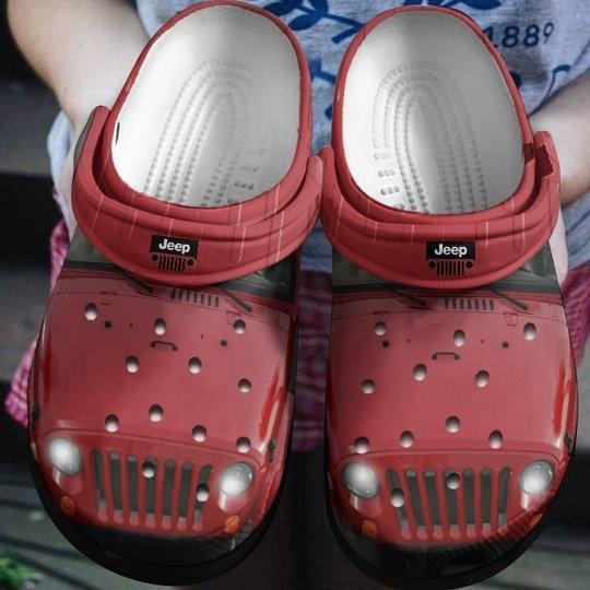 Jeep Crocs Clog Shoes
