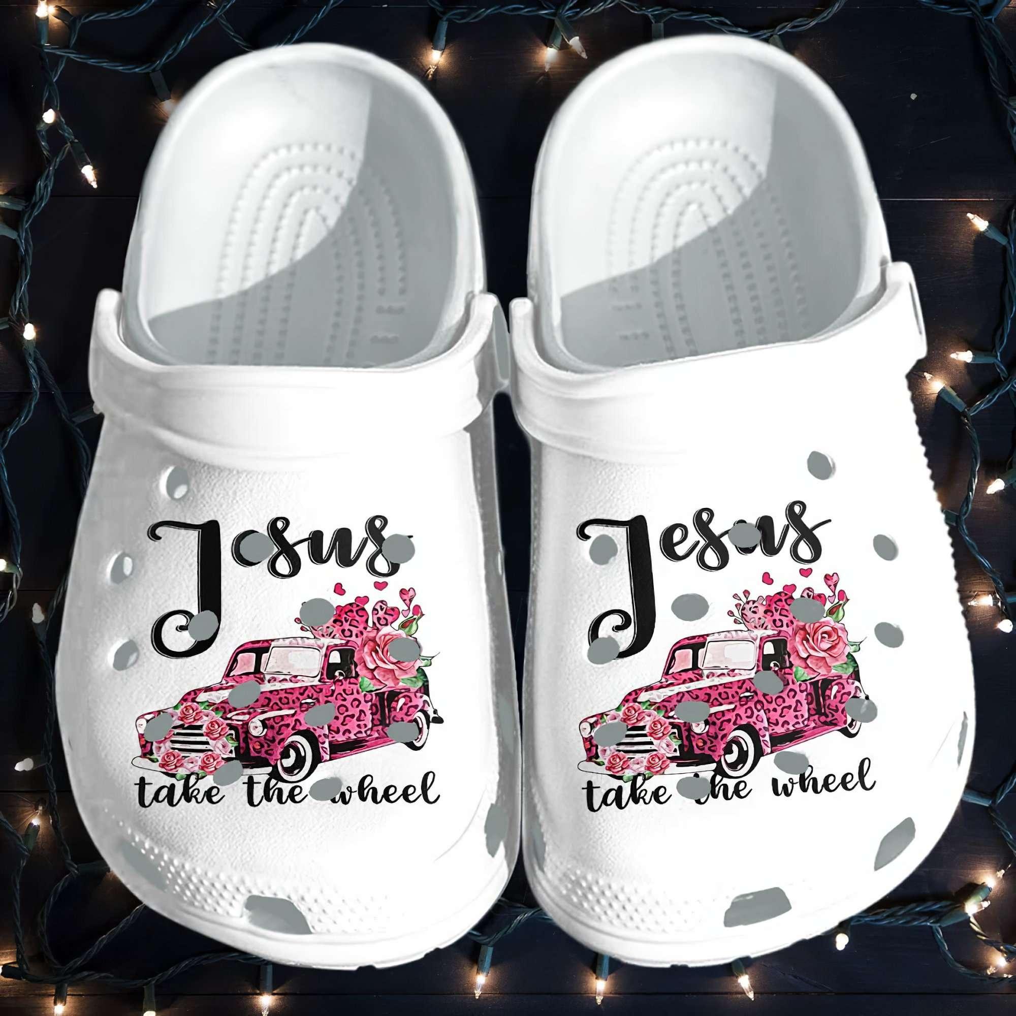 Jesus Faith Crocs Clog Shoes