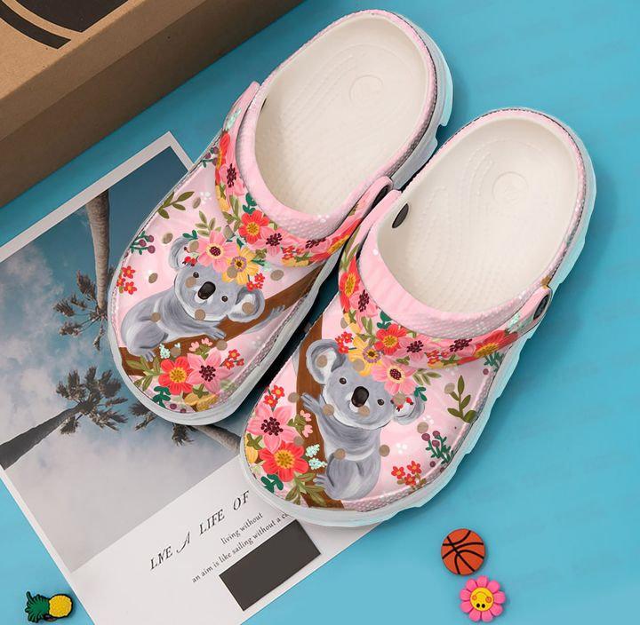 Koala Lover Crocs Clog Shoes