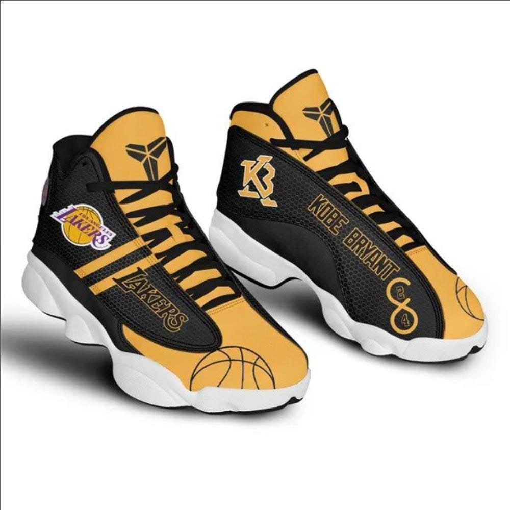 Kobe Bryant Lakers Air Jordan Shoes