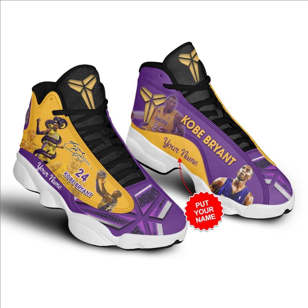 Kobe Bryant Personalize Air Jordan Shoes