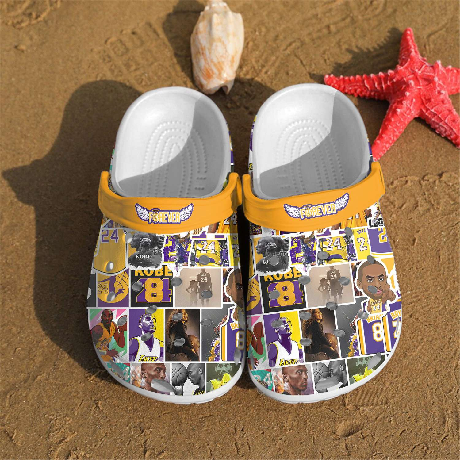 Kobe High Quality Crocs Clog Shoes