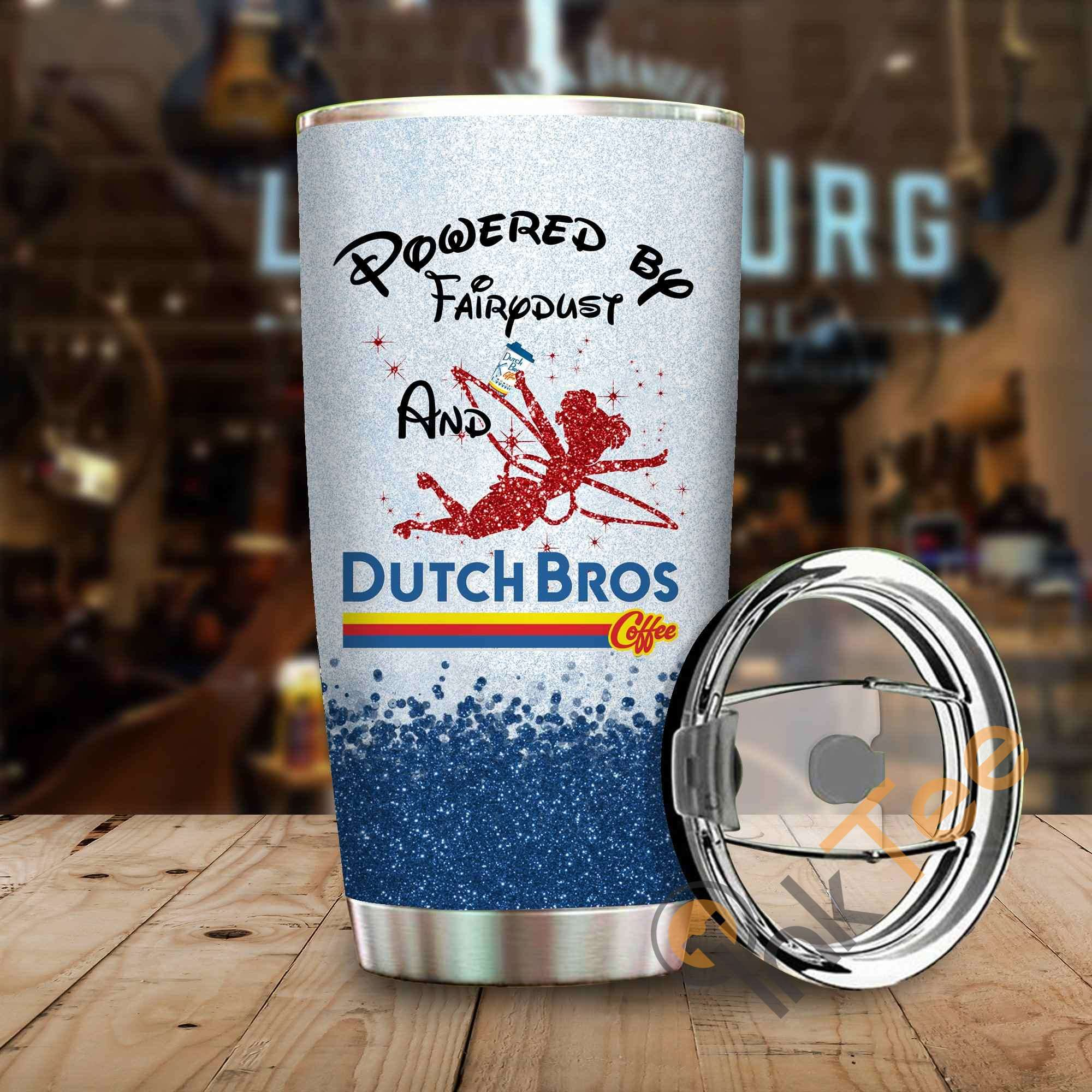 Life Is Better In Flip Flops With Dutch Bros Amazon Best Seller Sku 3904 Stainless Steel Tumbler