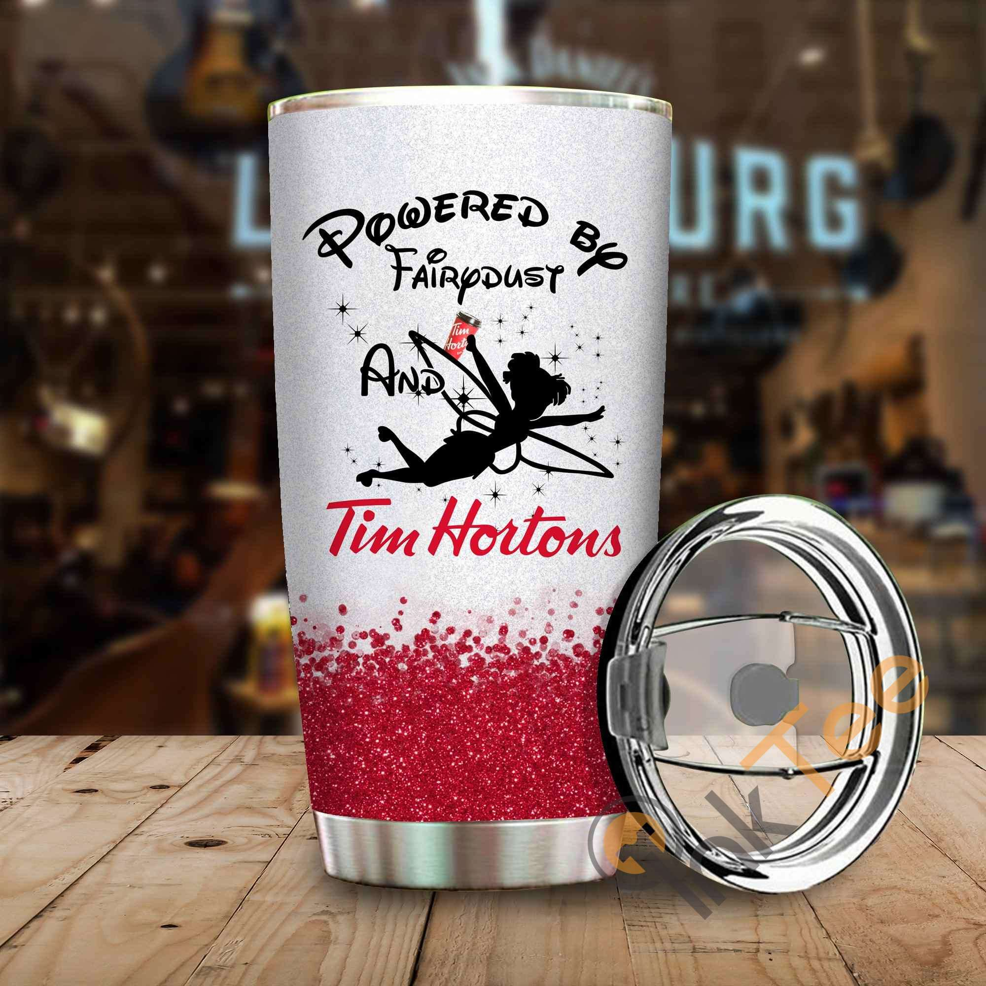 Life Is Better In Flip Flops With Tim Hortons Amazon Best Seller Sku 4021 Stainless Steel Tumbler