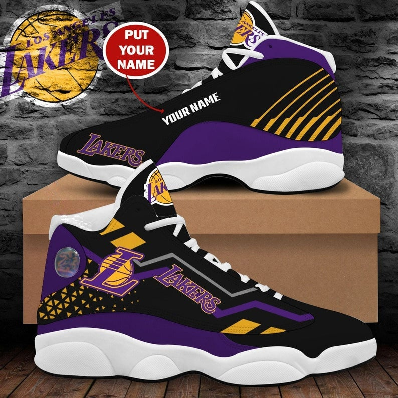 Los Angeles Lakers Kobe Bryant Air Jordan Shoes