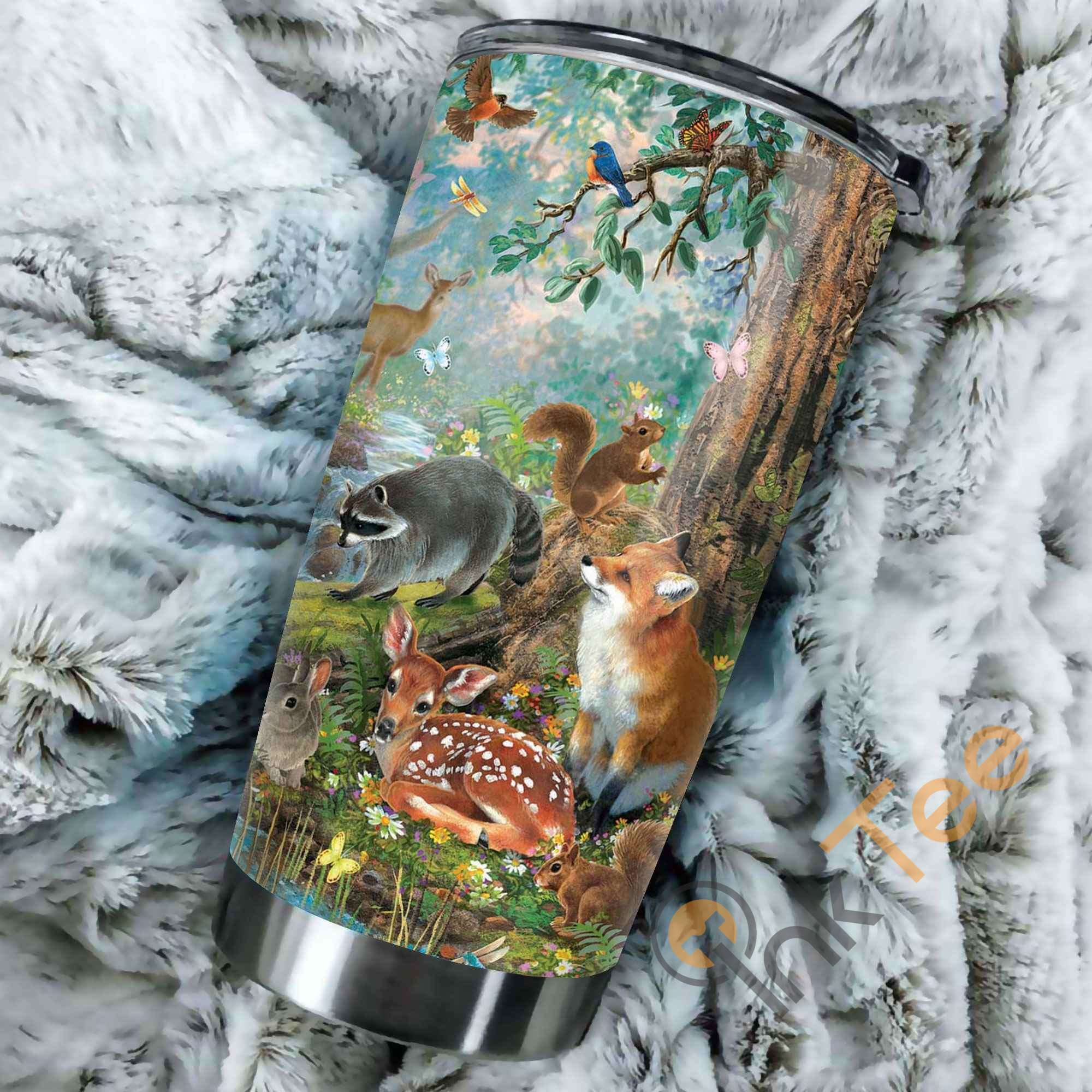 Love Animal Amazon Best Seller Sku 2718 Stainless Steel Tumbler
