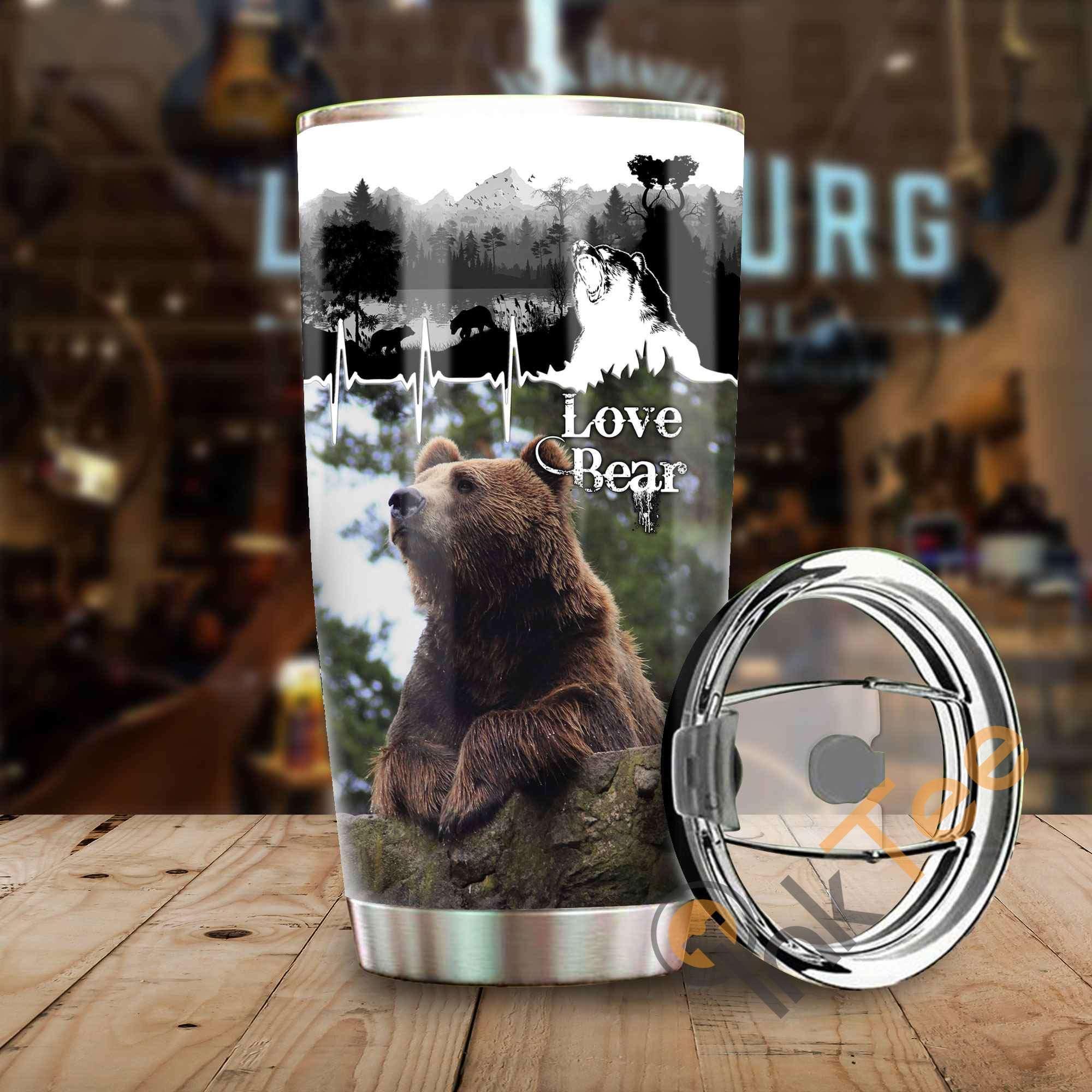 Love Bear Amazon Best Seller Sku 2998 Stainless Steel Tumbler