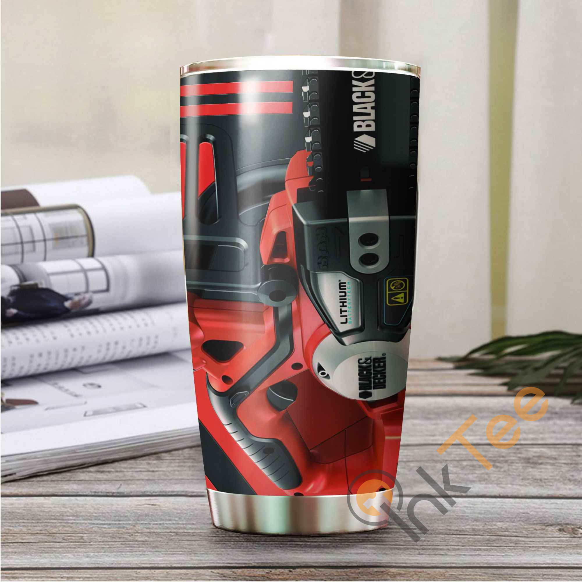 Love Chainsaw Amazon Best Seller Sku 3526 Stainless Steel Tumbler