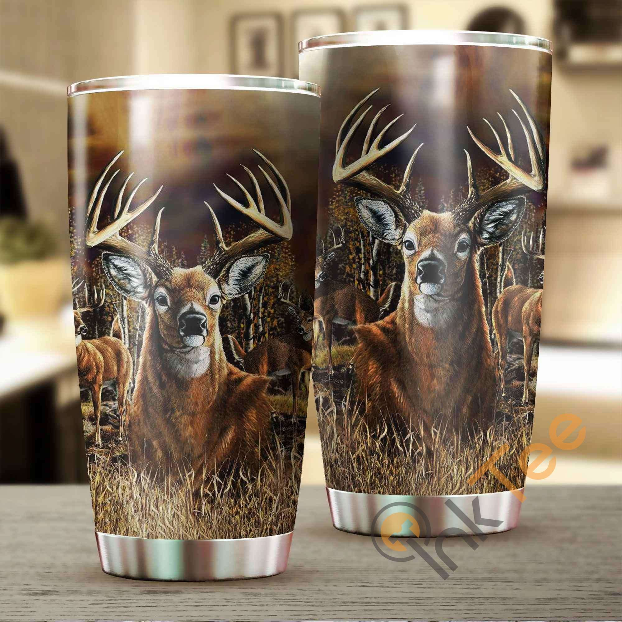 Love Deer Amazon Best Seller Sku 3640 Stainless Steel Tumbler