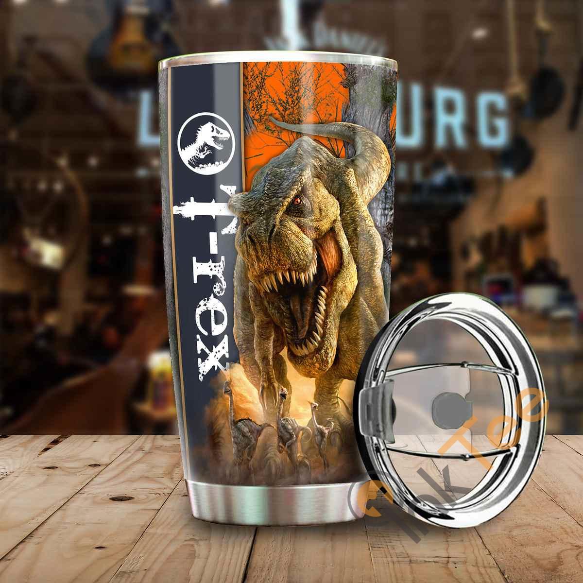 Love Dinosaur Amazon Best Seller Sku 3350 Stainless Steel Tumbler