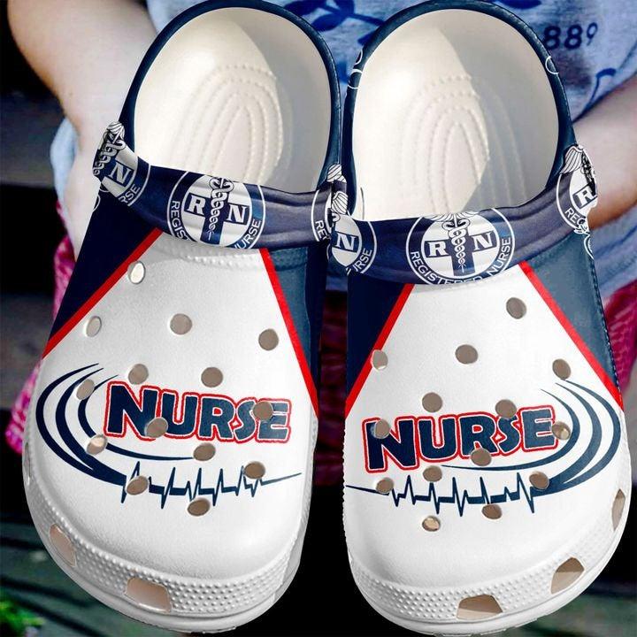 Love Nurse Rn Doctor Best Gift For Registered Ideas Symbol Crocs Clog Shoes