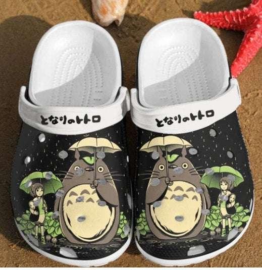 My Neighbor Totoro Crocs Clog Shoes