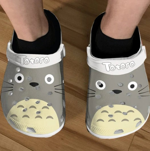 My Neighbor Totoro Crocs Clog Shoes