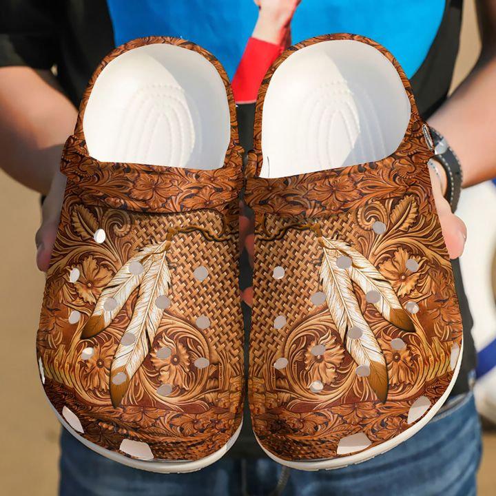 Na Proud Of My Root Crocs Clog Shoes