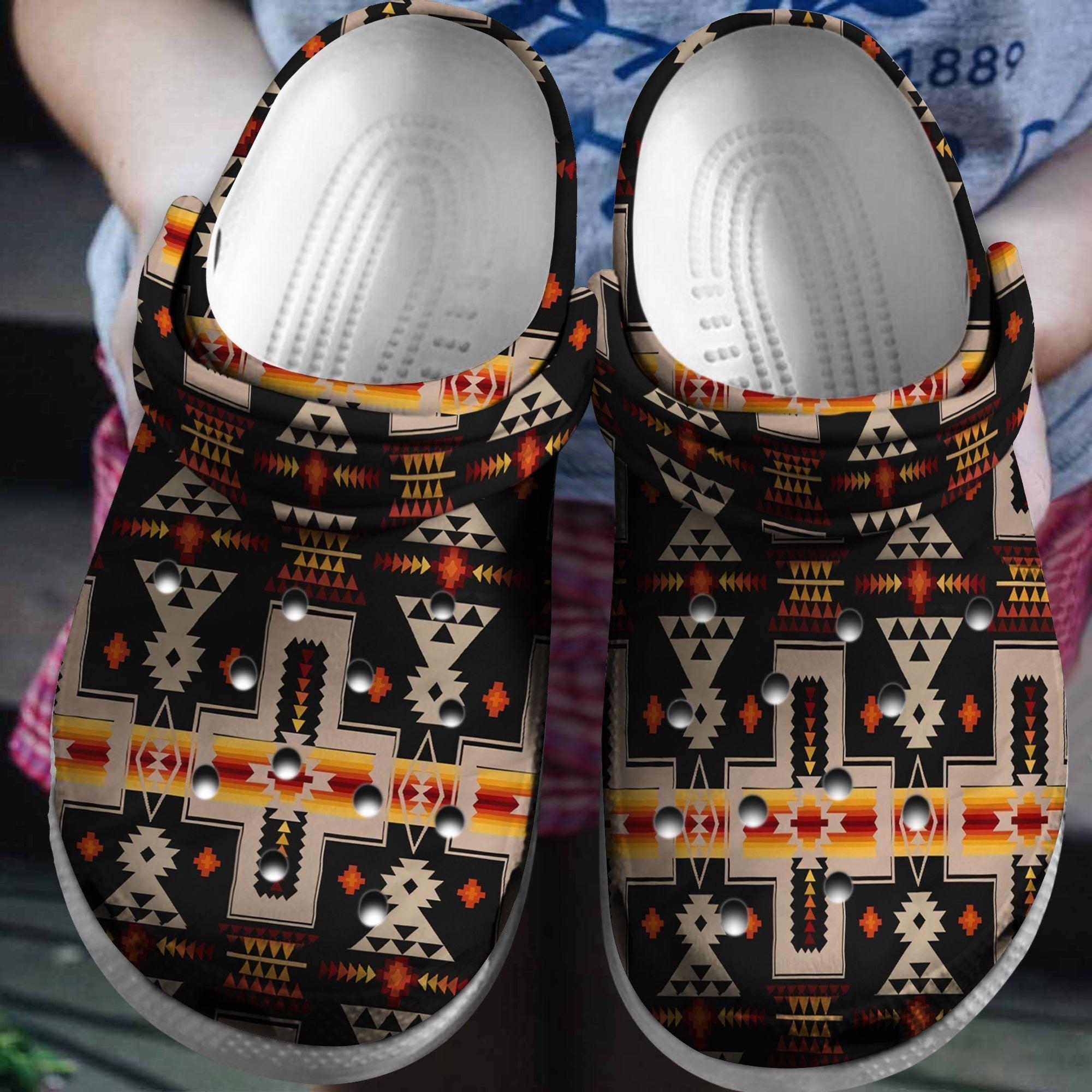 Native Crocs Clog Shoes