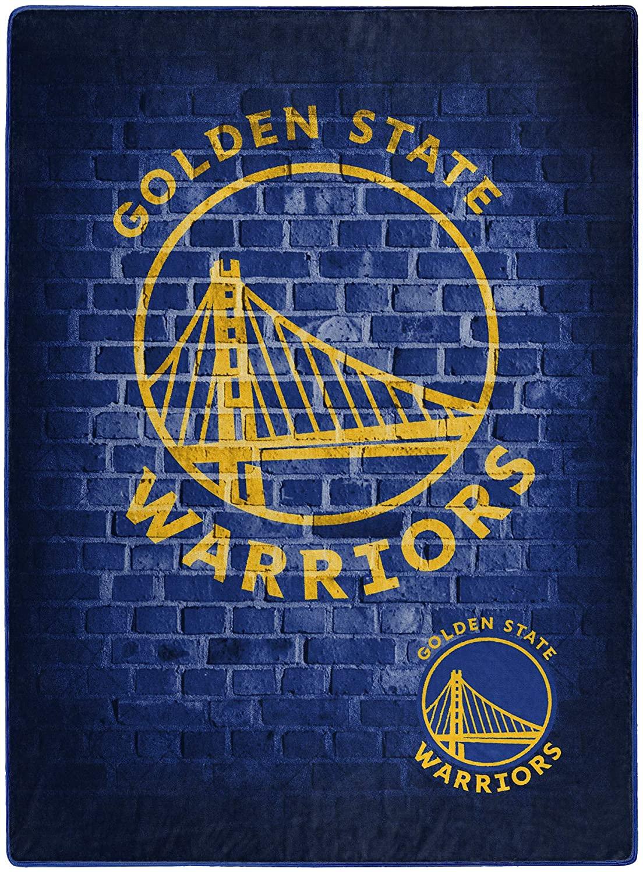 Nba Throw Golden State Warriors Team Fleece Blanket