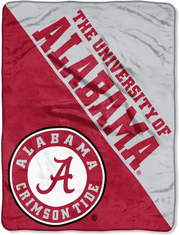 Ncaa Alabama Crimson Tide Fleece Blanket