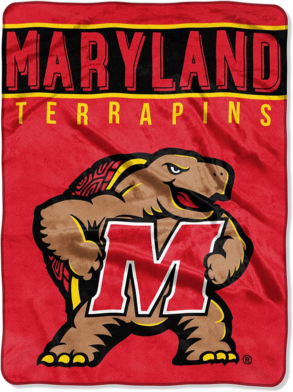Ncaa Maryland Terrapins Fleece Blanket