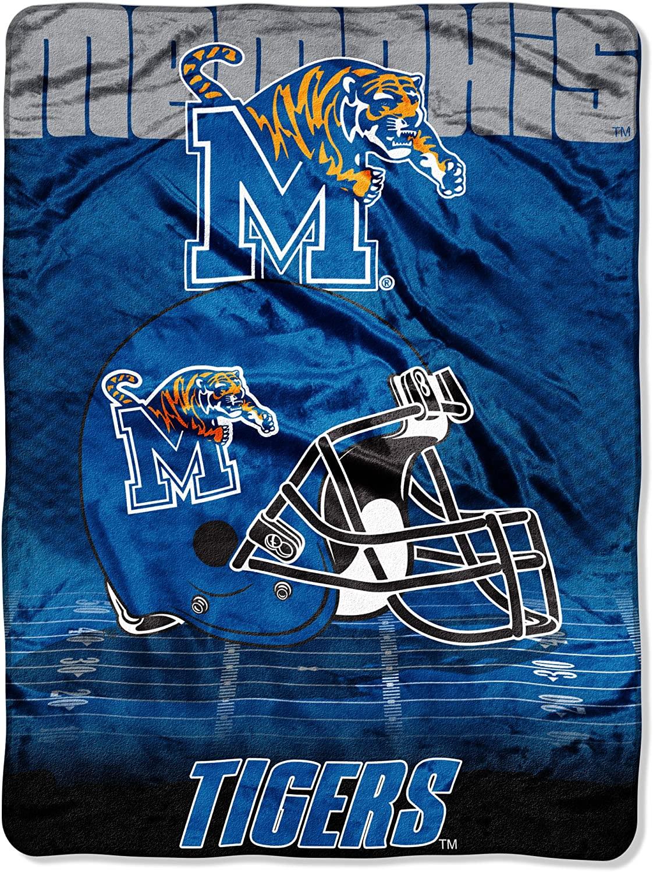 Ncaa Memphis Tigers Fleece Blanket