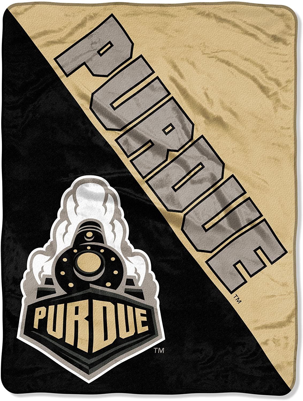 Ncaa Purdue Boilermakers Unisex Fleece Blanket