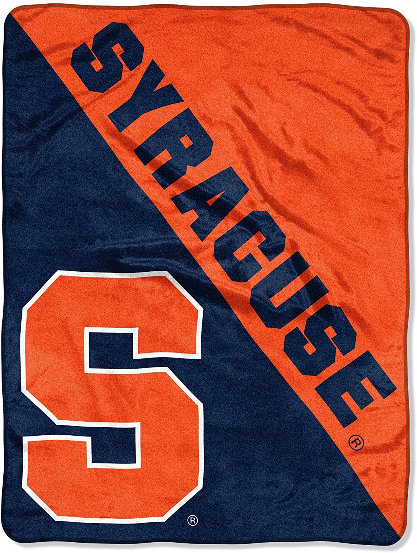 Ncaa Syracuse Orange Fleece Blanket