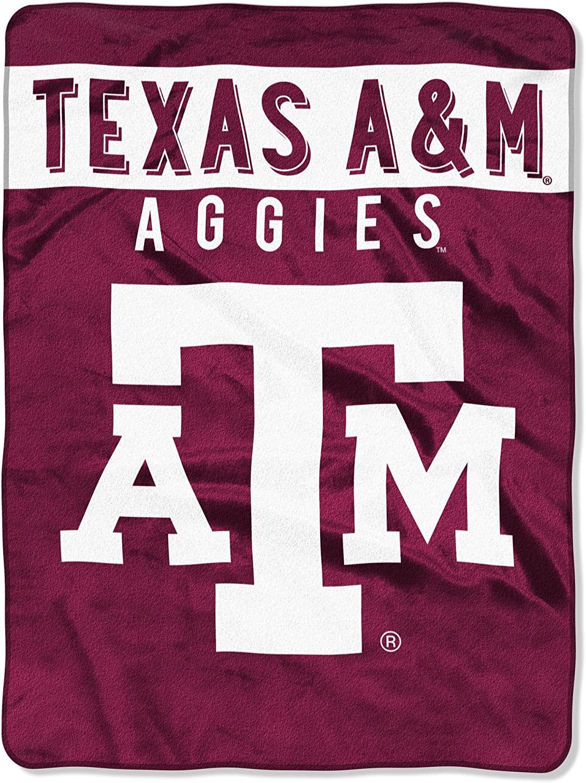 Ncaa Texas A&m Aggies Unisex Classic Fleece Blanket