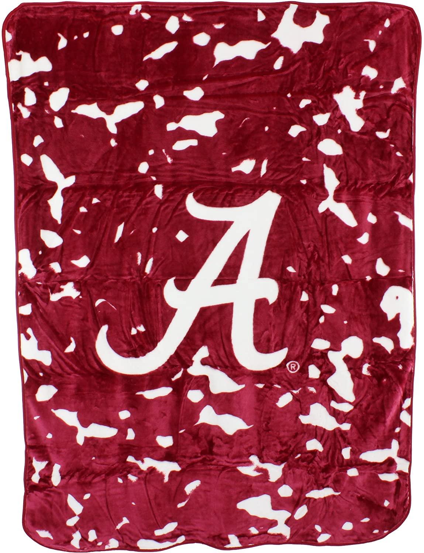 Ncaa Throw Blanket Alabama Crimson Tide Fleece Blanket