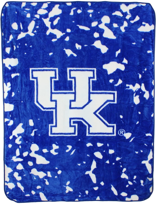 Ncaa Throw Blanket Kentucky Wildcats Fleece Blanket