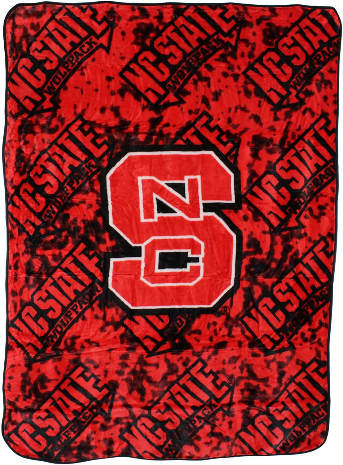 Ncaa Throw Blanket Nc State Wolfpack Fleece Blanket