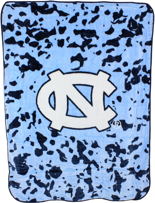 Ncaa Throw Blanket North Carolina Tar Heels Fleece Blanket