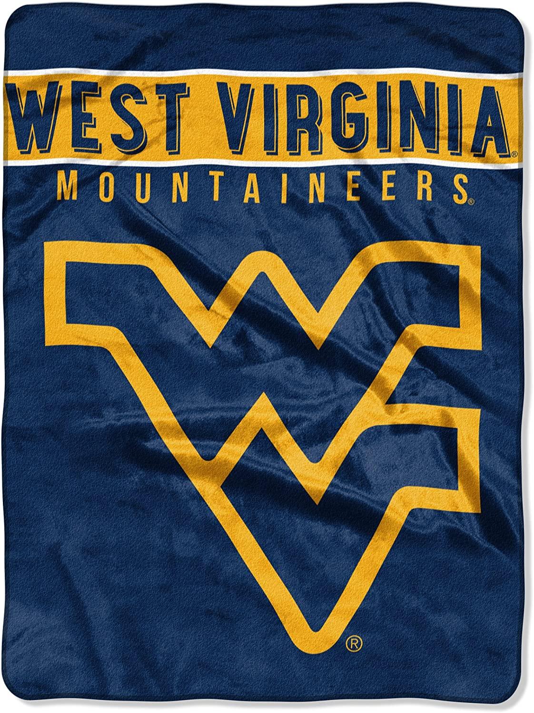 Ncaa West Virginia Mountaineers Unisex Classic Fleece Blanket