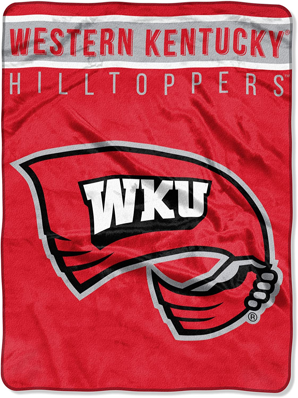 Ncaa Western Kentucky Hilltoppers Fleece Blanket