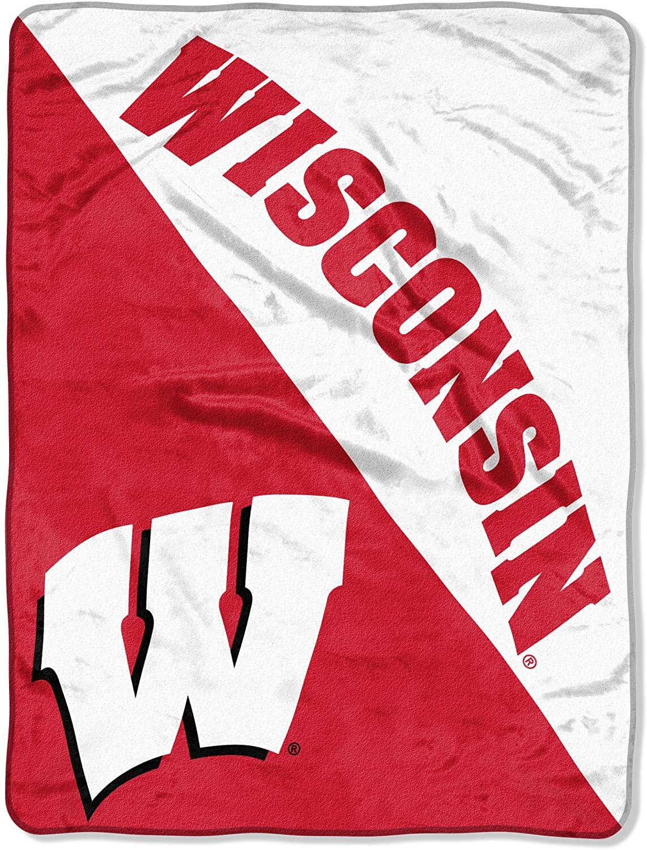 Ncaa Wisconsin Badgers Fleece Blanket
