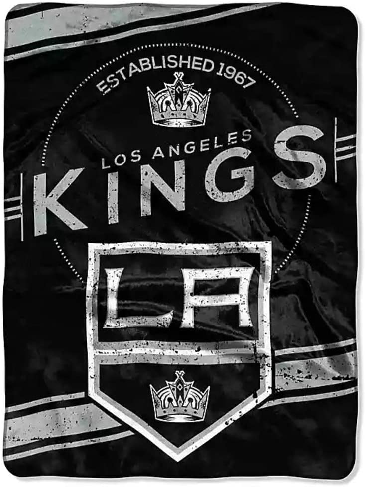 Nhl Los Angeles Kings Fleece Blanket