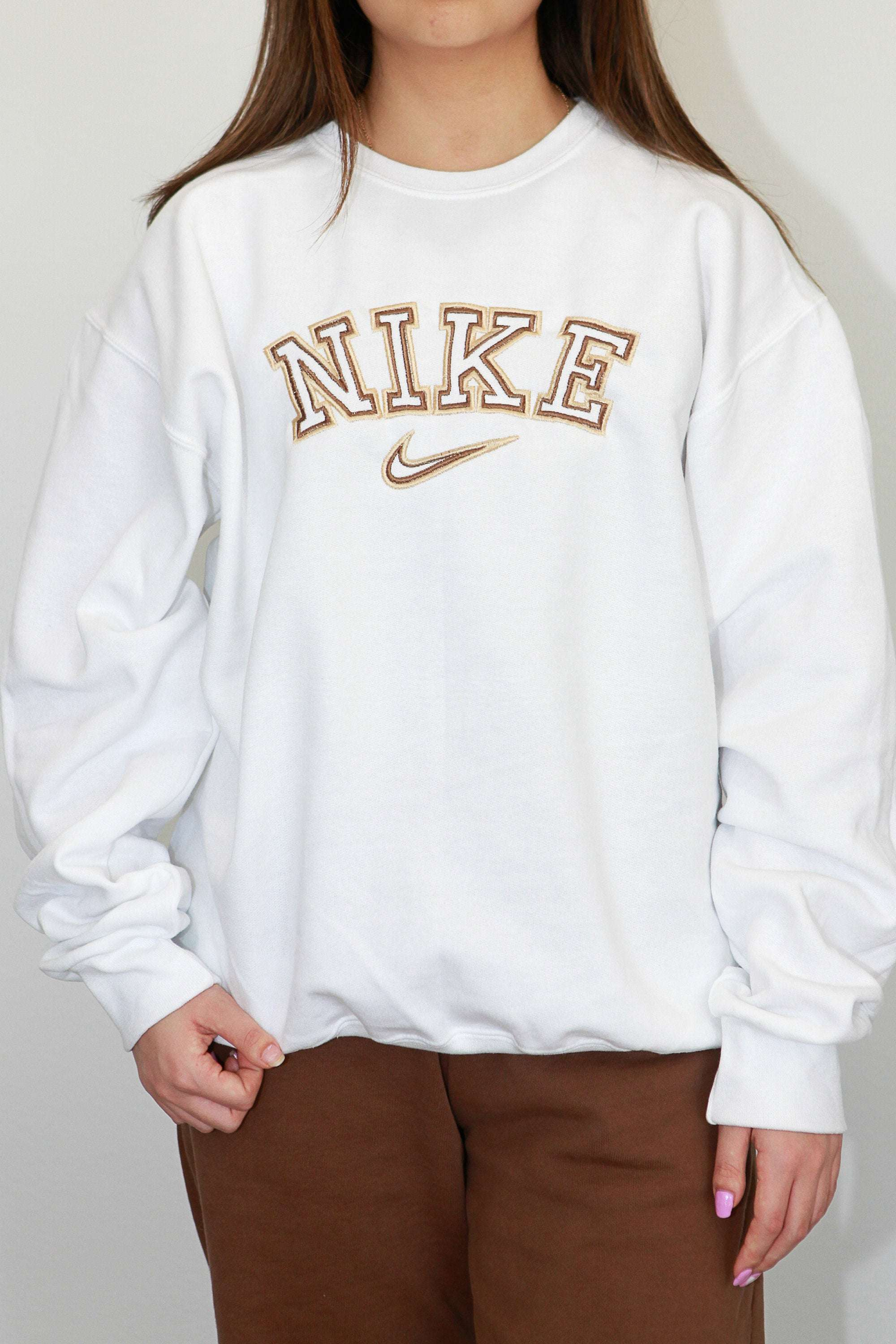 Nike Embroidered Embroidery