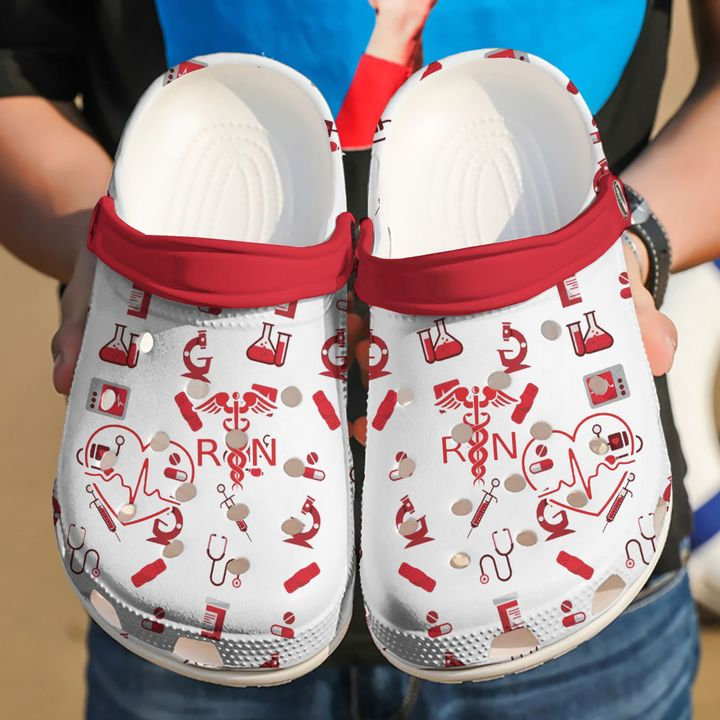 Nurse Gift Crocs Clog Shoes