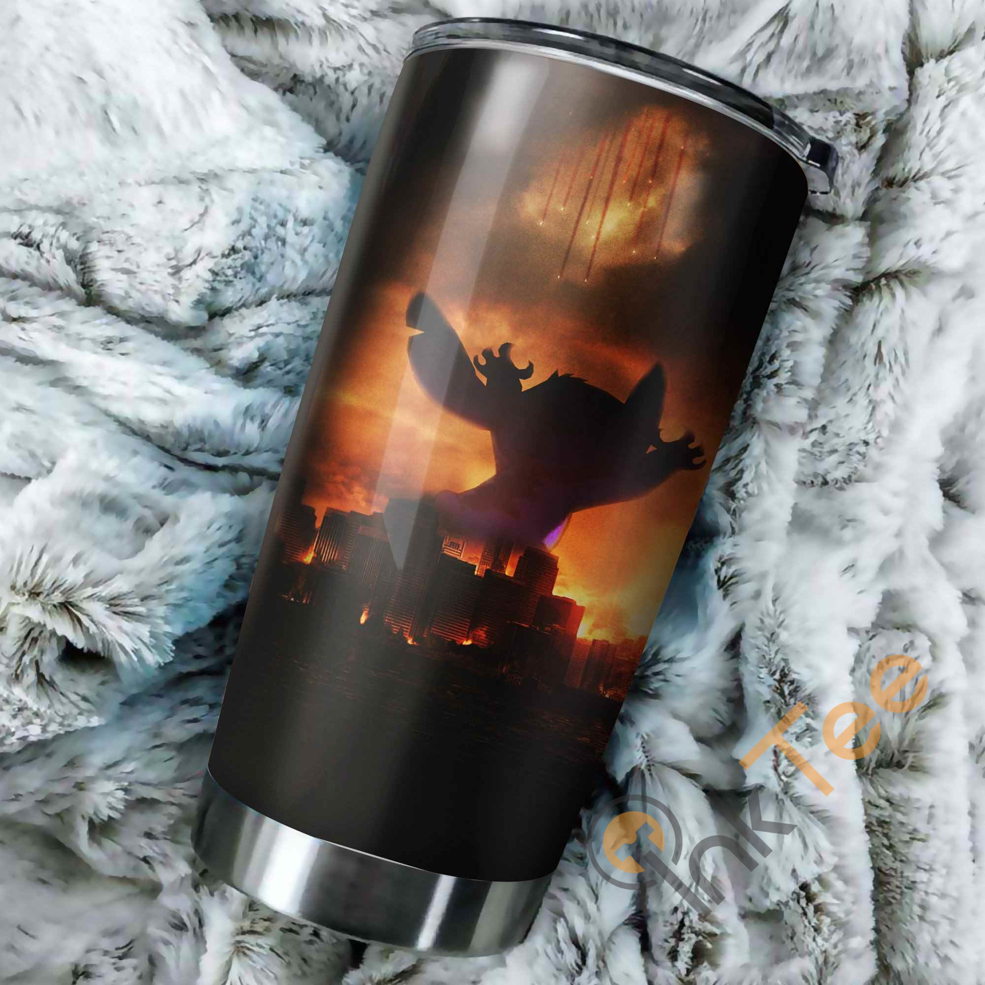 Stitch City Perfect Gift Stainless Steel Tumbler