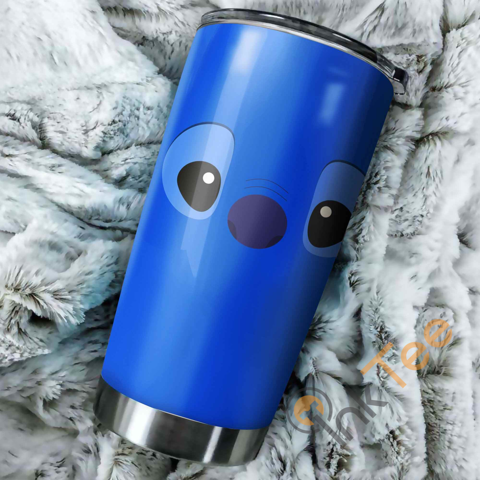 Stitch Eyes Perfect Gift Stainless Steel Tumbler