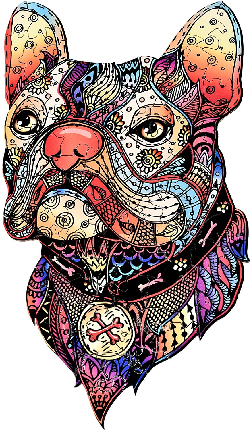 Super Fun Inspired By 3d Dog Jigsaw Puzzle