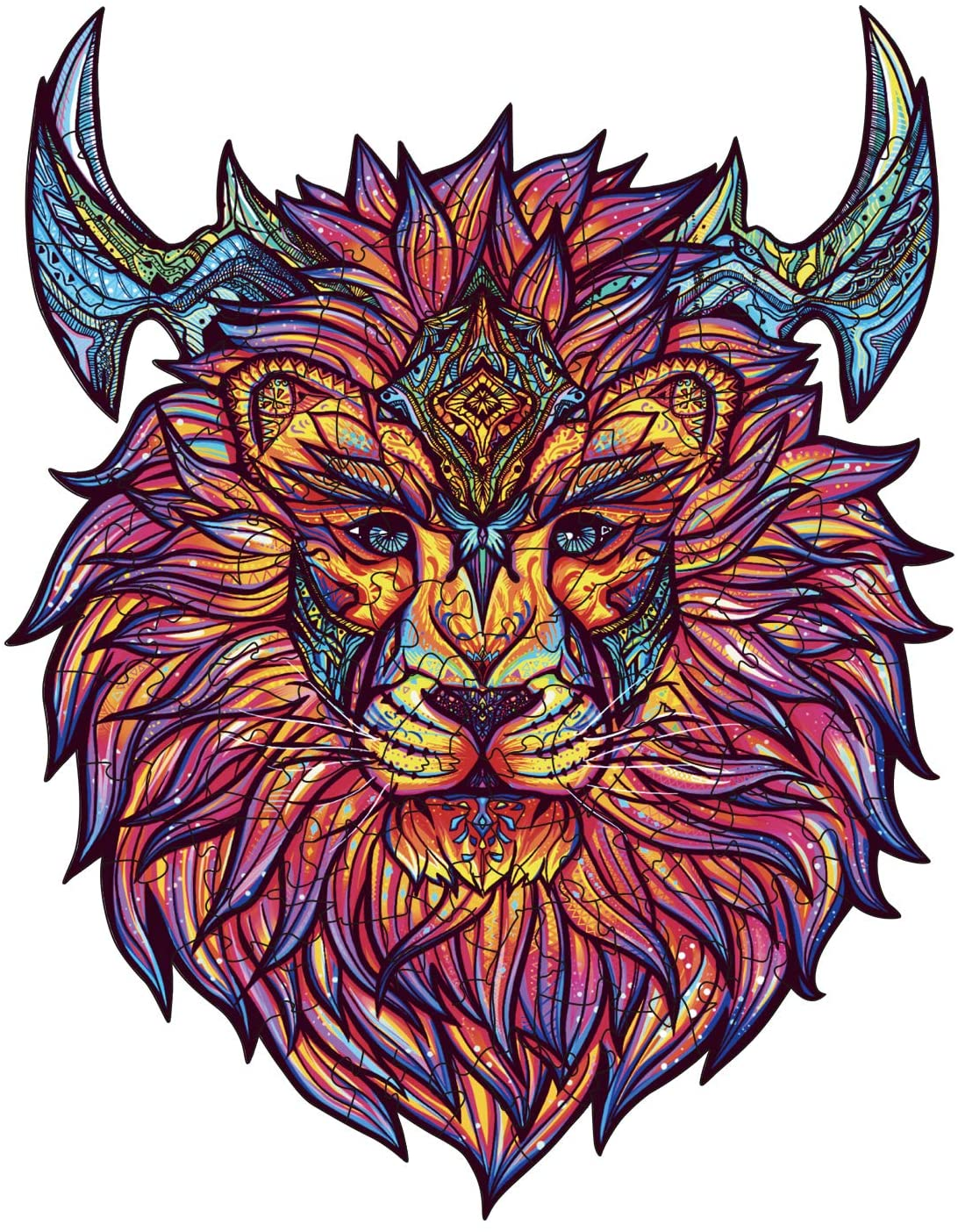 Super Fun Inspired By 3d Lion Jigsaw Puzzle