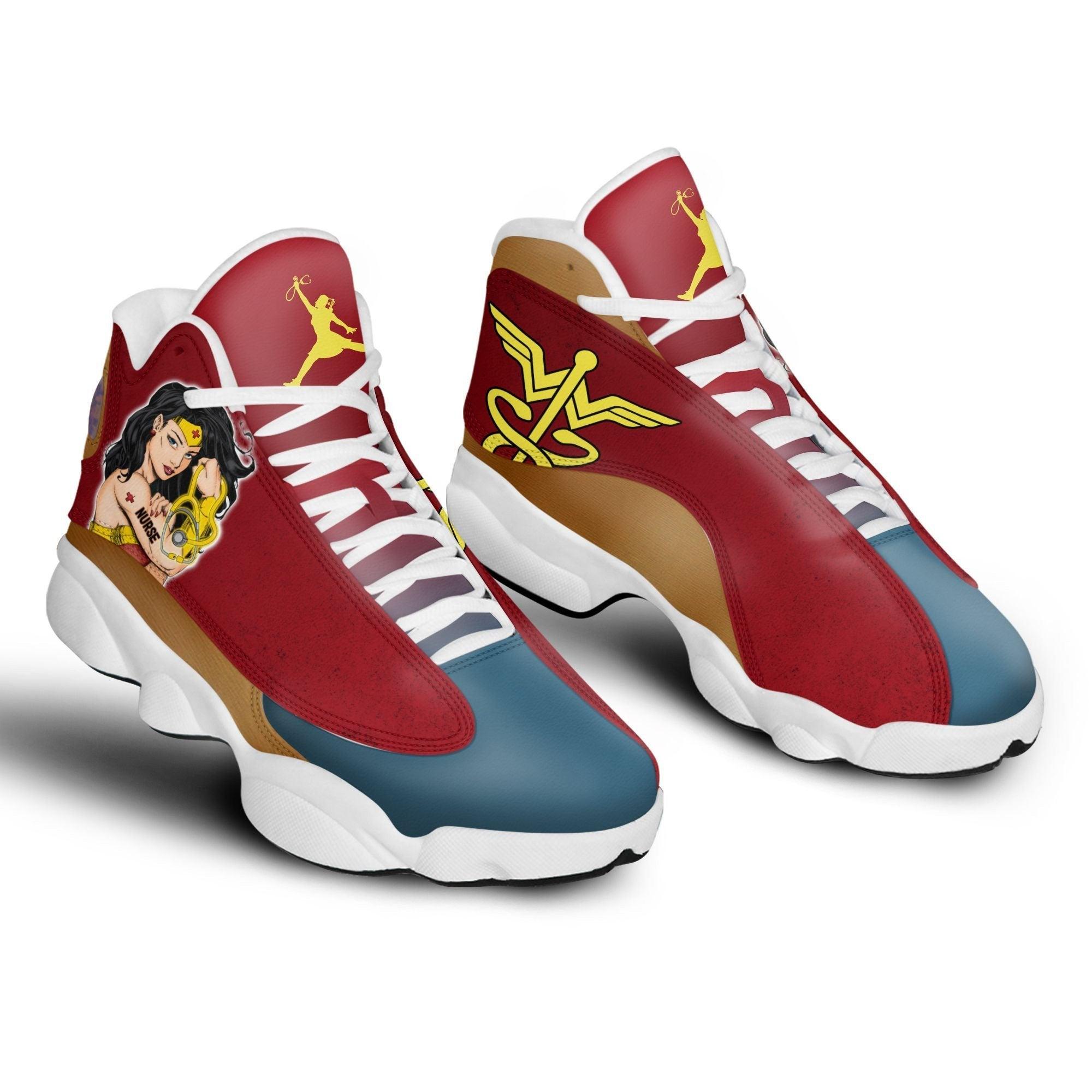 Super Nurse Air Jordan Shoes